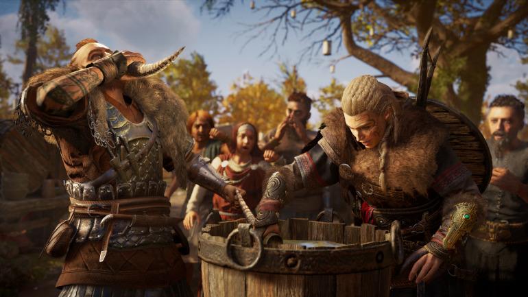 Les personnages ajoutent beaucoup de richesse à l'histoire: n'abaissez pas leurs textures.