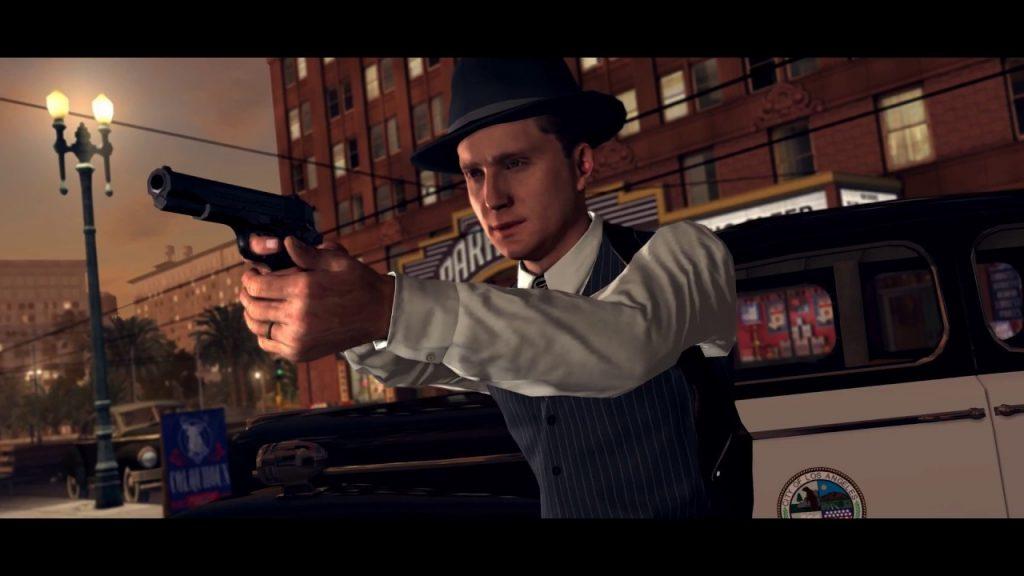 Meilleurs jeux de détective PS4 LA Noire