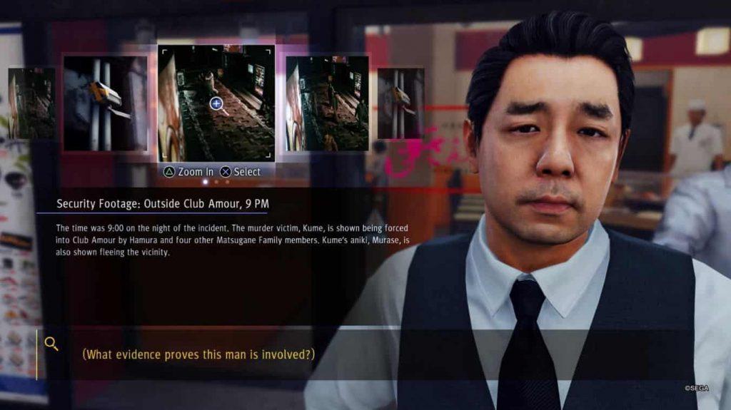 meilleurs jeux de détective ps4 Judgment