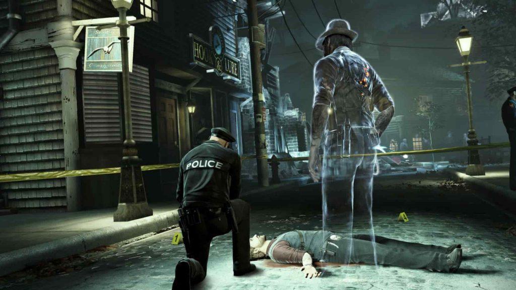 Meilleurs jeux de détective PS4 Assassiné Soul Suspect