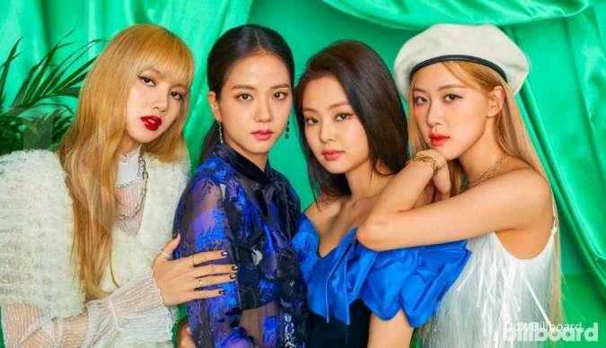 BLACKPINK, l'un des chanteurs les plus populaires de décembre en Corée du Sud.