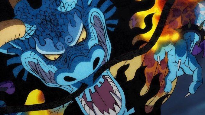 One Piece: pas de dragon?  C'est vraiment derrière le fruit du diable de Kaido