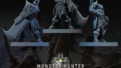 Monster Hunter: World Board Game arrive sur Kickstarter en avril