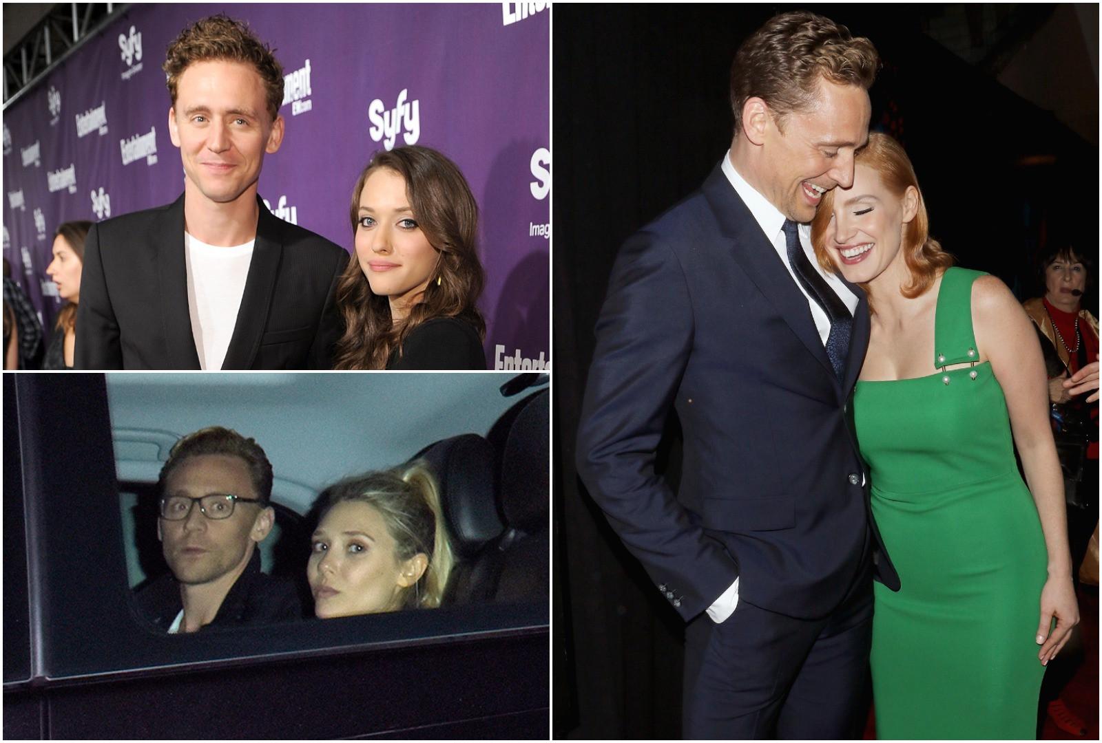Qui sort avec Tom Hiddleston en 2021?  Chronologie de la petite amie et de la relation