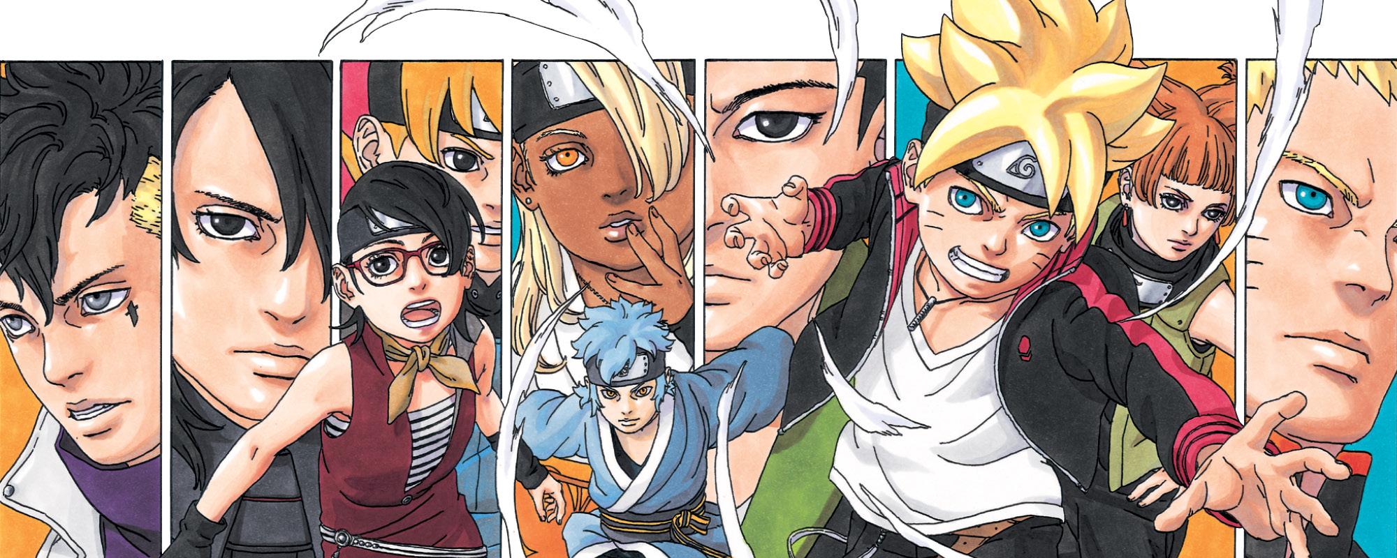 Boruto: Naruto Next Generations Chapitre 55: Date de sortie, spoiler et lire Manga en ligne