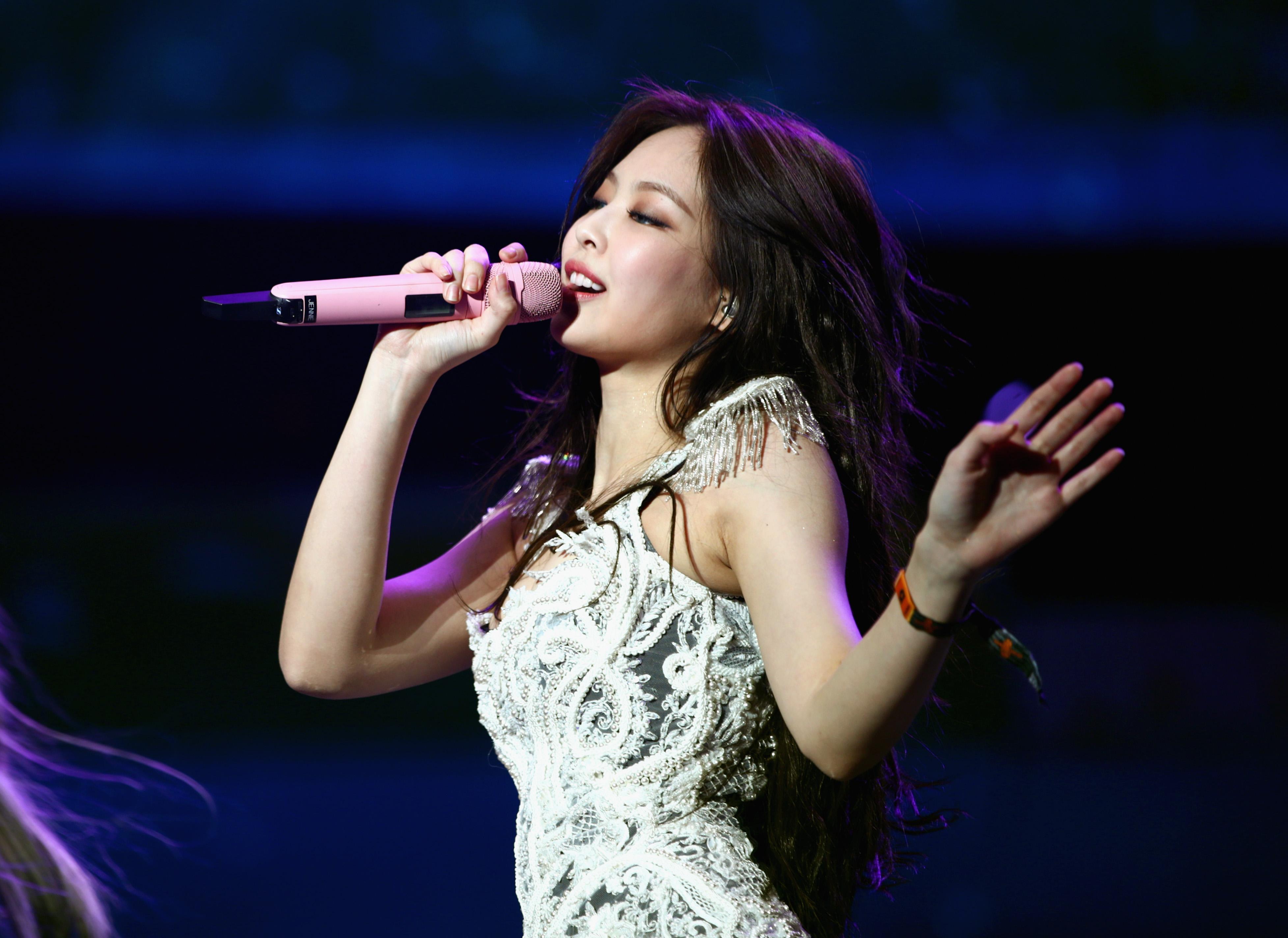 Jennie Kim de BLACKPINK