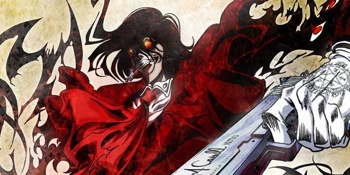 »Hellsing« reçoit un film américain en direct |  Anime2You