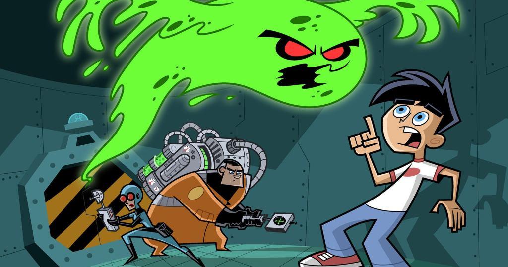 Meilleur potentiel de redémarrage de Nicktoon - Danny Phantom