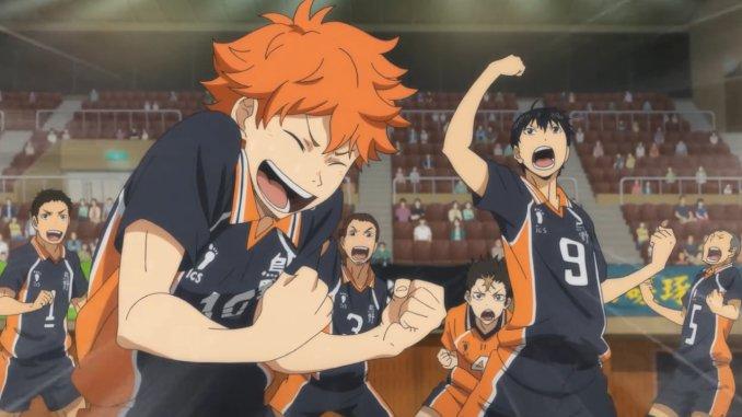 Haikyu !!  Saison 5: Quand l'anime de volley-ball continue-t-il?