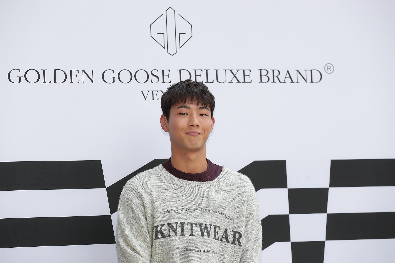 L'acteur sud-coréen Kim Ji-Soo