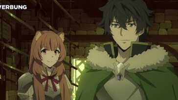 """The Rising of the Shield Hero"" est maintenant disponible sur disque"