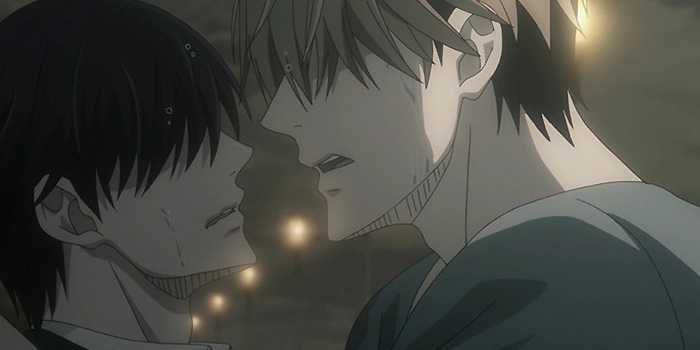 »DAKAICHI«: Boys-Love-Anime obtient un film + visuel