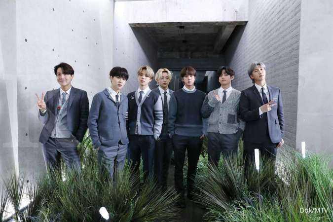 BTS kalahkan IU hingga BLACKPINK dengan brand reputasi terbaik di bulan April 2021