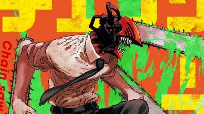 Chainsaw Man - Critique: Denji avec les mains de la tronçonneuse