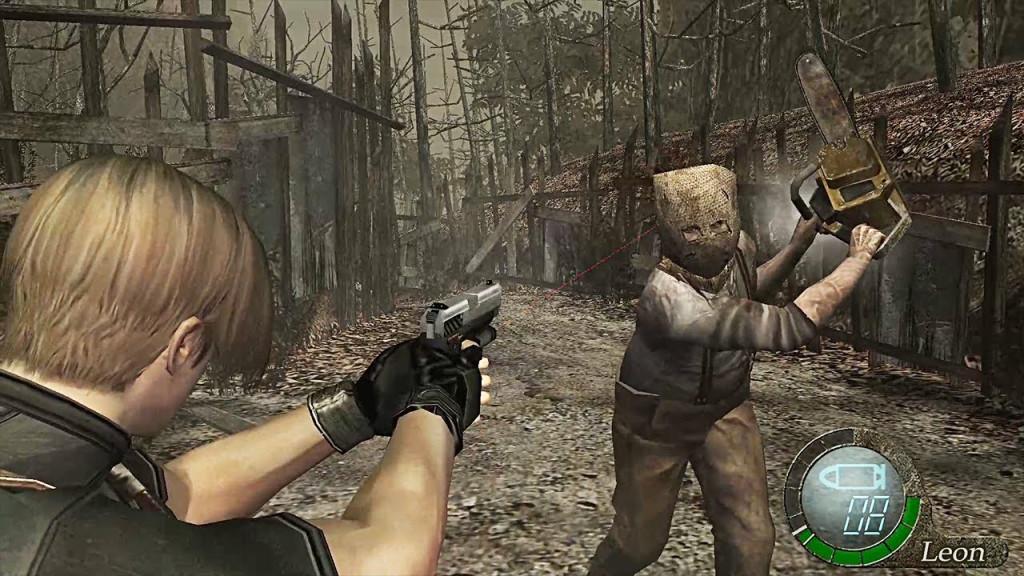 Resident Evil 4 Dr Salvador