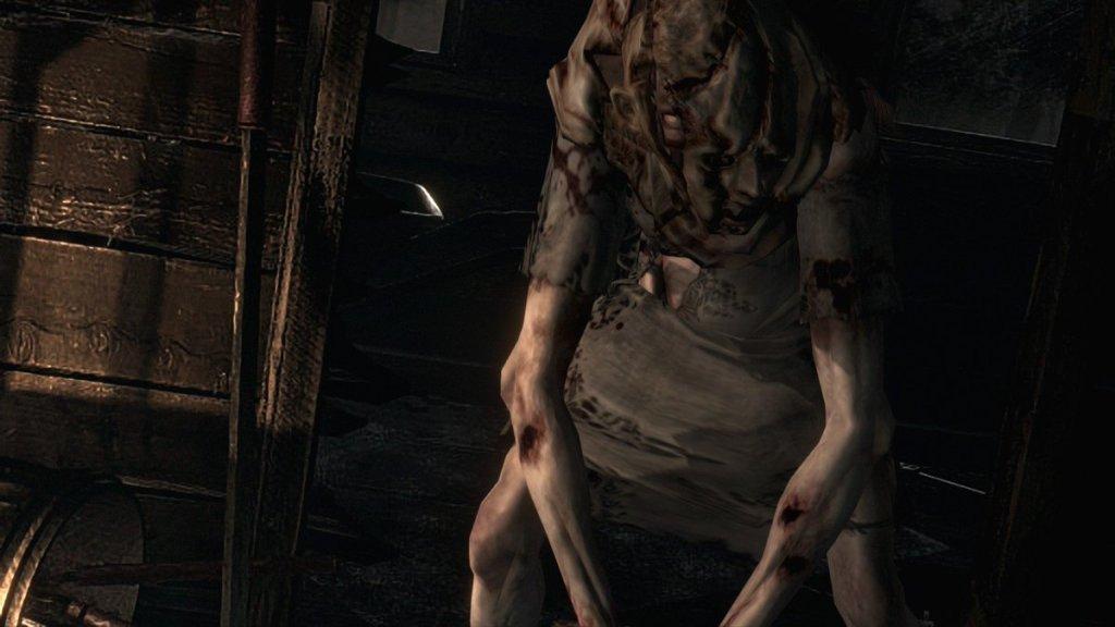 Resident Evil Lisa Trevor