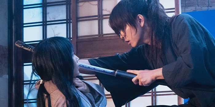 """Rurouni Kenshin : The Final"" arrive sur Netflix."