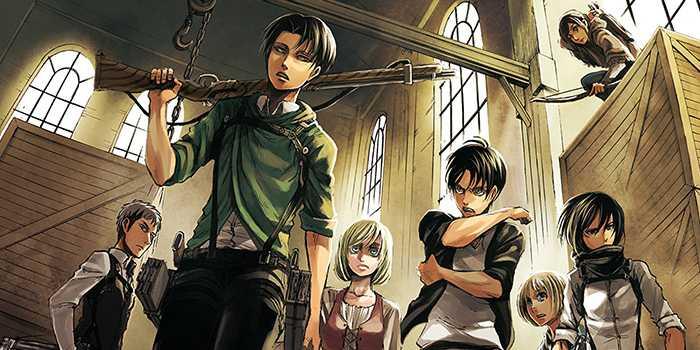 """""""Attack on Titan"""" : le record mondial du manga XXL reconnu"""
