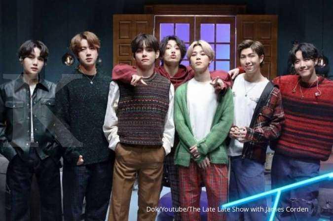 BTS dominasi peringkat member boy group K-Pop terbaik di Juni, Jimin posisi pertama