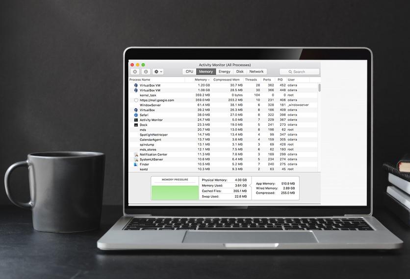 Comment ouvrir le Gestionnaire des tâches sur MacOS : Guide Macbook et Macbook Pro