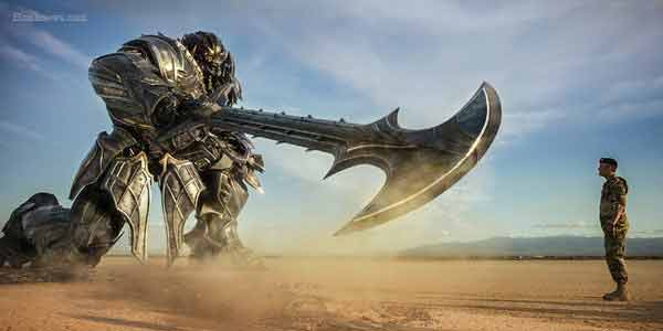 Mise à jour de Transformers 7