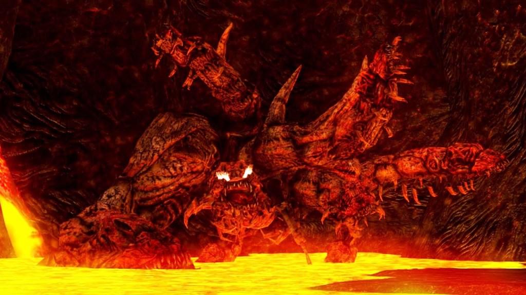 Démon mille-pattes de Dark Souls