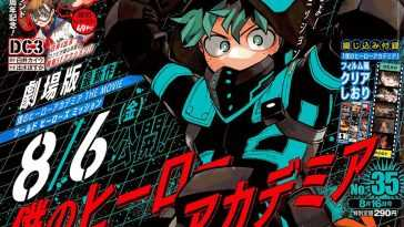 My Hero Academia Chapter 329 Release Date and Read Manga Online | Read more!!
