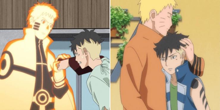 Boruto Naruto Et Kawaki