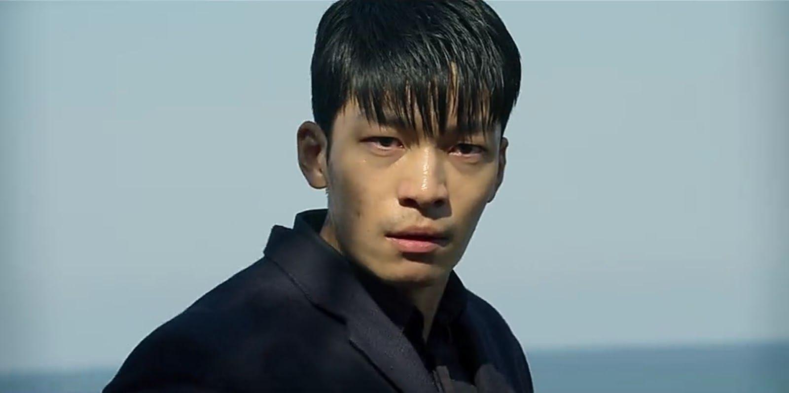 Hwang Jun Ho dans squid game